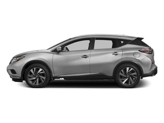 Brilliant Silver Metallic 2015 Nissan Murano Pictures Murano Utility 4D Platinum 2WD V6 photos side view