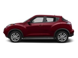 Red Alert 2015 Nissan JUKE Pictures JUKE Utlity 4D SV 2WD I4 Turbo photos side view
