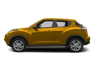 Solar Yellow 2015 Nissan JUKE Pictures JUKE Utlity 4D SV 2WD I4 Turbo photos side view