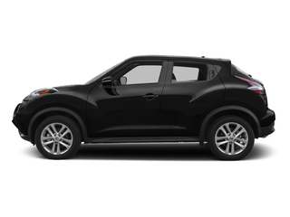 Super Black 2015 Nissan JUKE Pictures JUKE Utility 4D NISMO 2WD I4 Turbo photos side view