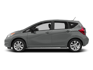 Magnetic Gray Metallic 2015 Nissan Versa Note Pictures Versa Note Hatchback 5D Note S Plus I4 photos side view