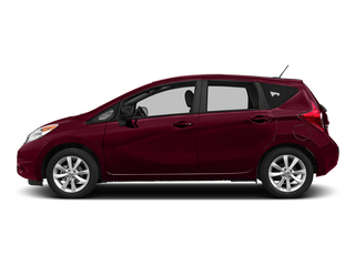 Red Brick Metallic 2015 Nissan Versa Note Pictures Versa Note Hatchback 5D Note S Plus I4 photos side view