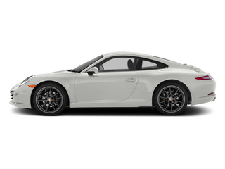 White 2015 Porsche 911 Pictures 911 Coupe 2D 4 AWD H6 photos side view
