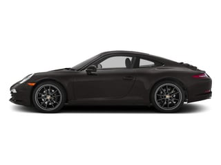 Anthracite Brown Metallic 2015 Porsche 911 Pictures 911 Coupe 2D H6 photos side view