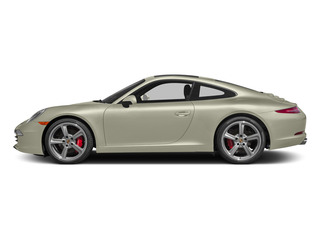 Carrara White Metallic 2015 Porsche 911 Pictures 911 2 Door Coupe photos side view