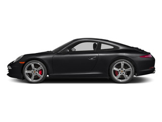 Black 2015 Porsche 911 Pictures 911 2 Door Coupe photos side view