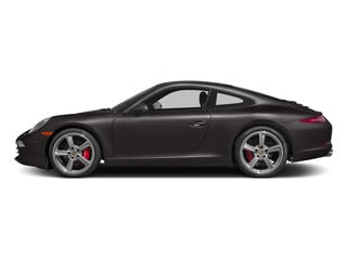 Anthracite Brown Metallic 2015 Porsche 911 Pictures 911 2 Door Coupe photos side view