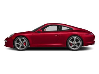 Guards Red 2015 Porsche 911 Pictures 911 2 Door Coupe photos side view