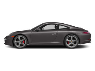 Agate Gray Metallic 2015 Porsche 911 Pictures 911 2 Door Coupe photos side view
