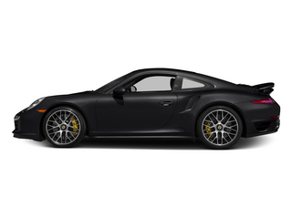 Black 2015 Porsche 911 Pictures 911 Coupe 2D Turbo S AWD H6 photos side view