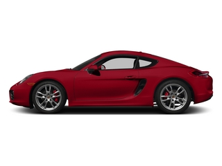 Carmine Red 2015 Porsche Cayman Pictures Cayman Coupe 2D GTS H6 photos side view