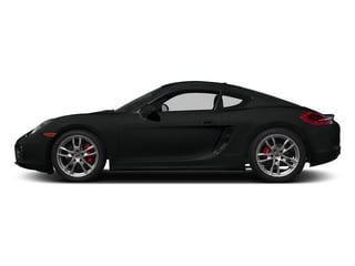 Jet Black Metallic 2015 Porsche Cayman Pictures Cayman Coupe 2D GTS H6 photos side view