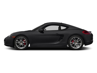 Black 2015 Porsche Cayman Pictures Cayman Coupe 2D GTS H6 photos side view