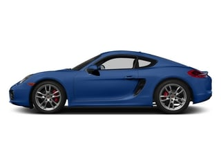 Sapphire Blue Metallic 2015 Porsche Cayman Pictures Cayman Coupe 2D GTS H6 photos side view