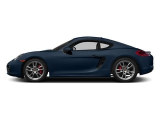 Dark Blue Metallic 2015 Porsche Cayman Pictures Cayman Coupe 2D GTS H6 photos side view