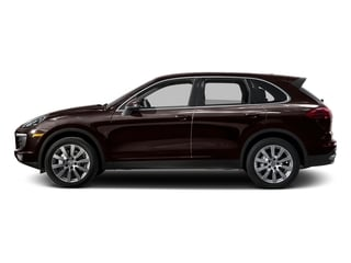 Mahogany Metallic 2015 Porsche Cayenne Pictures Cayenne Utility 4D AWD V6 T-Diesel photos side view