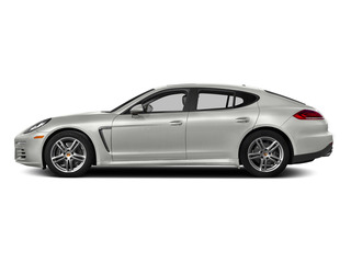 White 2015 Porsche Panamera Pictures Panamera Hatchback 4D S Exec AWD V8 Turbo photos side view