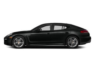 Jet Black Metallic 2015 Porsche Panamera Pictures Panamera Hatchback 4D S Exec AWD V8 Turbo photos side view