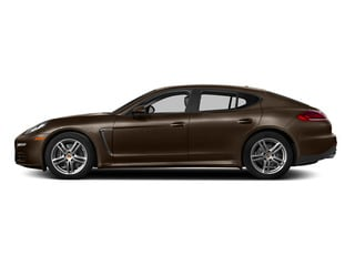 Chestnut Brown Metallic 2015 Porsche Panamera Pictures Panamera Hatchback 4D S Exec AWD V8 Turbo photos side view