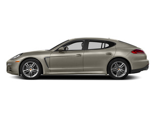 Palladium Metallic 2015 Porsche Panamera Pictures Panamera Hatchback 4D GTS AWD V8 photos side view