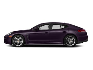 Amethyst Metallic 2015 Porsche Panamera Pictures Panamera Hatchback 4D S Exec AWD V8 Turbo photos side view