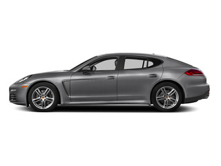 GT Silver Metallic 2015 Porsche Panamera Pictures Panamera Hatchback 4D S Exec AWD V8 Turbo photos side view