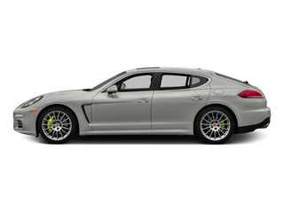 White 2015 Porsche Panamera Pictures Panamera Hatchback 4D S e-Hybrid V6 photos side view