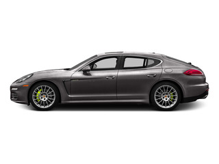 Agate Gray Metallic 2015 Porsche Panamera Pictures Panamera Hatchback 4D S e-Hybrid V6 photos side view