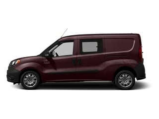 Deep Red Metallic 2015 Ram Truck ProMaster City Wagon Pictures ProMaster City Wagon Passenger Van photos side view