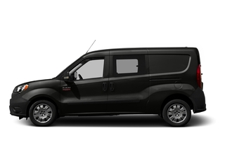 Black Metallic 2015 Ram Truck ProMaster City Wagon Pictures ProMaster City Wagon Passenger Van photos side view