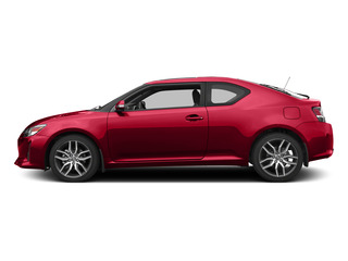 Absolutely Red 2015 Scion tC Pictures tC Liftback 3D I4 photos side view