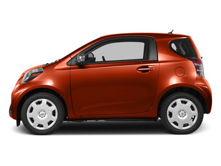 Hot Lava 2015 Scion iQ Pictures iQ Hatchback 3D I4 photos side view