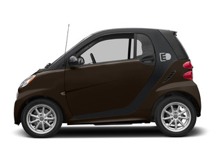 Hazelnut Brown 2015 smart fortwo electric drive Pictures fortwo electric drive Coupe 2D Electric photos side view