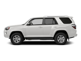 Super White 2015 Toyota 4Runner Pictures 4Runner Utility 4D Trail Edition 4WD V6 photos side view