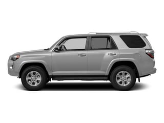Classic Silver Metallic 2015 Toyota 4Runner Pictures 4Runner Utility 4D Trail Edition 4WD V6 photos side view