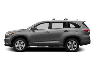 Silver Sky Metallic 2015 Toyota Highlander Pictures Highlander Utility 4D LE 2WD I4 photos side view