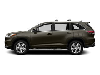 Predawn Gray Mica 2015 Toyota Highlander Pictures Highlander Utility 4D LE 2WD I4 photos side view