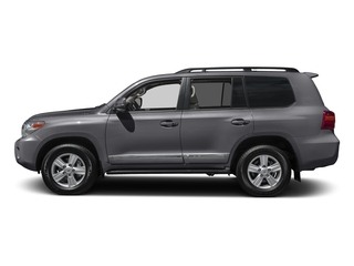 Magnetic Gray Metallic 2015 Toyota Land Cruiser Pictures Land Cruiser Utility 4D 4WD V8 photos side view