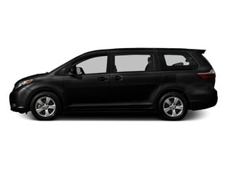 Attitude Black 2015 Toyota Sienna Pictures Sienna Wagon 5D LE V6 photos side view