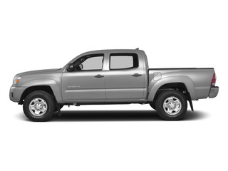 Silver Sky Metallic 2015 Toyota Tacoma Pictures Tacoma PreRunner 2WD I4 photos side view