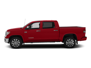 Barcelona Red Metallic 2015 Toyota Tundra 4WD Truck Pictures Tundra 4WD Truck Limited CrewMax 4WD photos side view