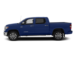 Blue Ribbon Metallic 2015 Toyota Tundra 4WD Truck Pictures Tundra 4WD Truck Limited CrewMax 4WD photos side view