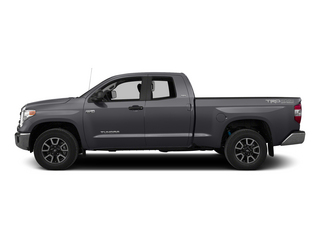 Magnetic Gray Metallic 2015 Toyota Tundra 4WD Truck Pictures Tundra 4WD Truck Limited Double Cab 4WD photos side view