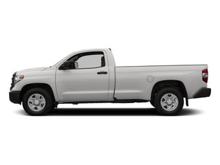 Super White 2015 Toyota Tundra 4WD Truck Pictures Tundra 4WD Truck SR 4WD photos side view