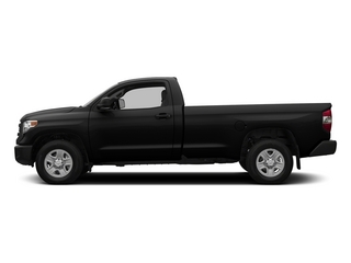 Black 2015 Toyota Tundra 4WD Truck Pictures Tundra 4WD Truck SR 4WD photos side view