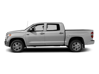 Silver Sky Metallic 2015 Toyota Tundra 2WD Truck Pictures Tundra 2WD Truck 1794 Edition Crew Cab 2WD photos side view