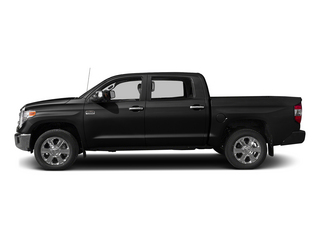 Attitude Black Metallic 2015 Toyota Tundra 2WD Truck Pictures Tundra 2WD Truck 1794 Edition Crew Cab 2WD photos side view