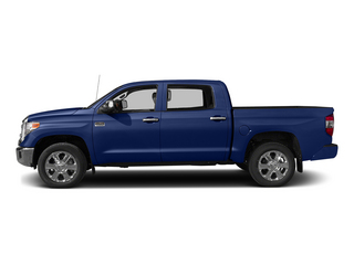 Blue Ribbon Metallic 2015 Toyota Tundra 2WD Truck Pictures Tundra 2WD Truck 1794 Edition Crew Cab 2WD photos side view