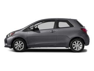 Magnetic Gray Metallic 2015 Toyota Yaris Pictures Yaris Hatchback 3D LE I4 photos side view