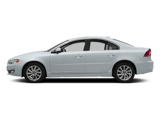 Ice White 2015 Volvo S80 Pictures S80 Sedan 4D T6 Platinum AWD Turbo photos side view